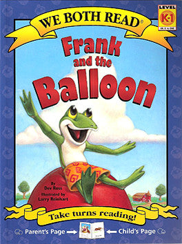 We Both Read-Frank and the Balloon (PB)