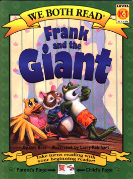 We Both Read-Frank and the Giant (PB)