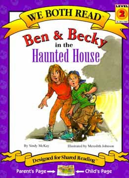 We Both Read-Ben and Becky in the Haunted House (PB)