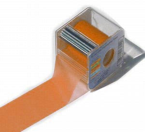 Wide Tape Refills (2 pack, orange)