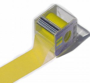 Wide Tape Refills (2 pack, yellow)