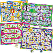 Learning Lift Off Reading Puzzles - Set of 4