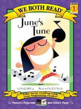 We Both Read-June's Tune (PB)
