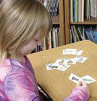 Literacy Task Cards - Word Building Kit