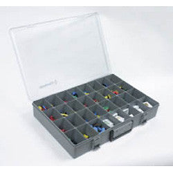 Locking Letter Storage Carrying Case