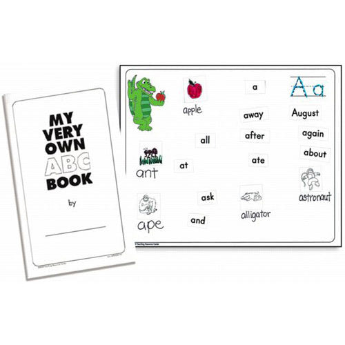 My Very Own ABC Book