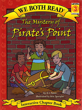 We Both Read-The Mystery of Pirate's Point (PB)