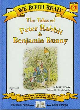 We Both Read-The Tales of Peter Rabbit (PB)