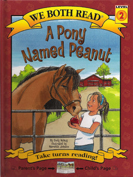 We Both Read-A Pony Named Peanut (PB)