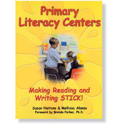 Primary Literacy Centers Book