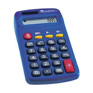 Primary Calculator, Set of 10