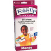 Fold-Up Flash Cards: Money