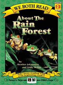 We Both Read-About the Rain Forest (PB)
