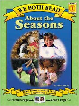 We Both Read-About the Seasons (PB)