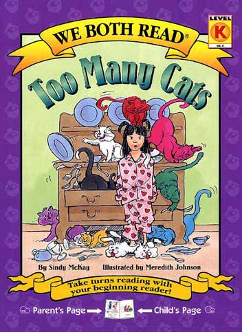 We Both Read-Too Many Cats (PB)