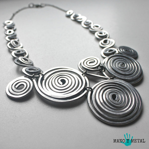 Equinox Necklace & Earring Set {no.3}: Equilibrium