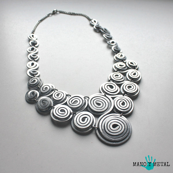 Equinox Necklace & Earring Set {no.5}: Harmonic