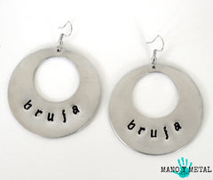 bruja★ {Big O' Earrings}