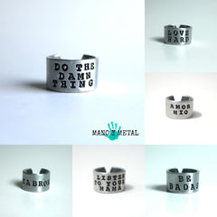 Customize a Ring:::