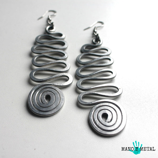 Equinox Earrings {no.1}: Fluid