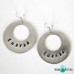 fuerza★ {Big O' Earrings}