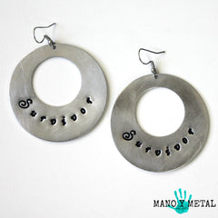 Survivor★ {Big O' Earrings}