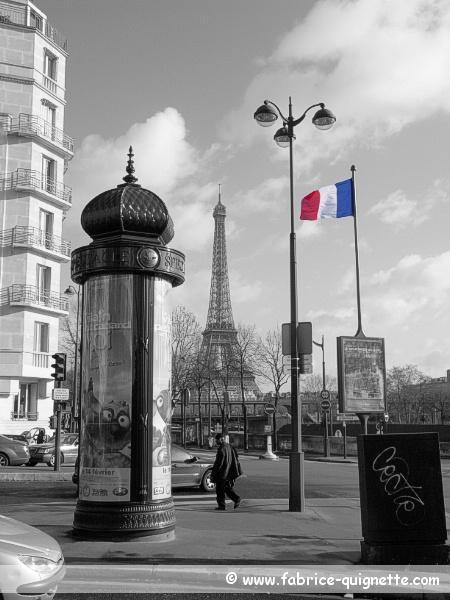 QUIGNETTE Fabrice - Colonne Maurice (Photographie) -