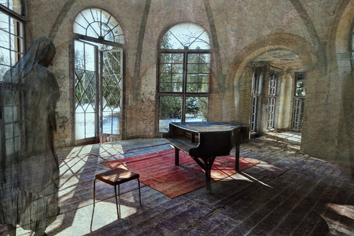 VINAES Else - Beelitz Grand Piano 1 (Photographie