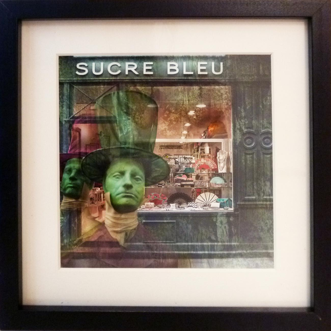 Photographie d'Else Vinaes - Boutique Sucre bleu