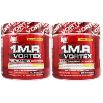 BPI Sports 1.M.R Vortex Buy 1 Get 1 FREE (ALERT This formula is discontinued Buy now)