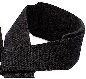 GenXLabs Heavy Duty Padded Lifting Straps (Code: 25off)