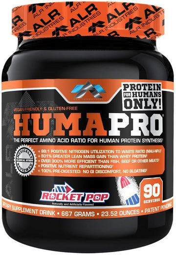 ALRI (ALR Industries) HumaPro 90 servings
