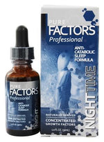 Pure Solutions Growth Factors Pure Solutions Pure Factors Nighttime Sleep Formula (code:25off)