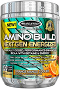 MuscleTech Amino Build Energized 30 servings