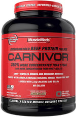 MuscleMeds Protein Fruit Punch MuscleMeds Carnivor Beef Protein 4 lbs