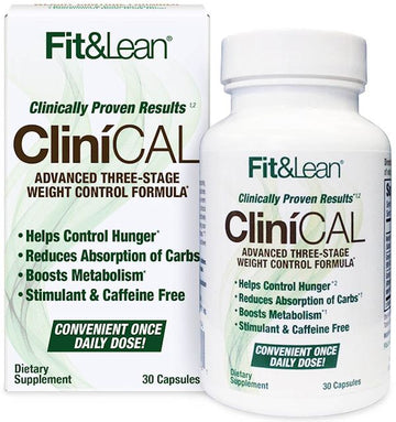MHP Fit&Lean CliniCAL 30 caps