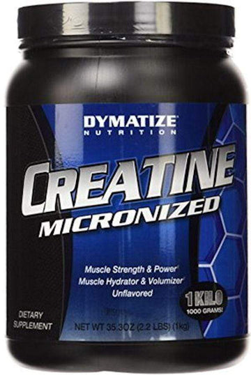 Dymatize Creatine Micronized 1000 gms 200 servings BLOWOUT 50-80% OFF