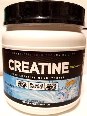 Pure Creatine 100 servings Unflavored (Discontinue Limited Supply) BLOWOUT