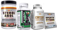 GenXLabs Muscle Growth GenXLabs Cycle and Muscle Builder Stack