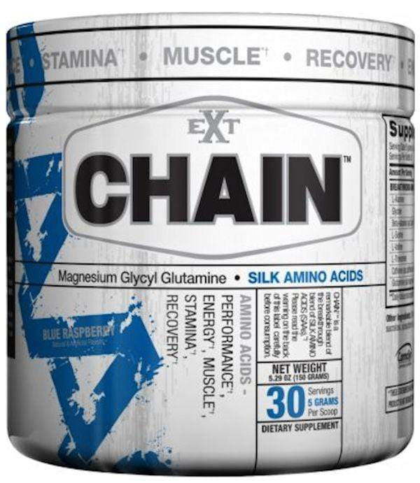 EXT Sports Amino Acids EXT Sports CHAIN 30 servings BlowOut Sale