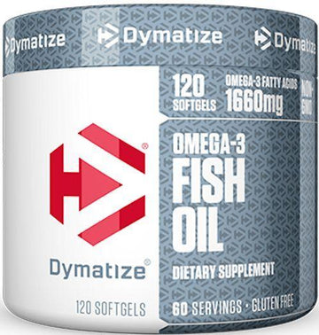 Dymatize Omega-3 Fish Oil 120 softgels