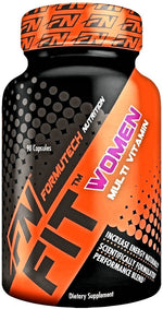 Formutech Nutrition Multi Vitamin Formutech Nutrition FIT Women 90 Veggie Caps