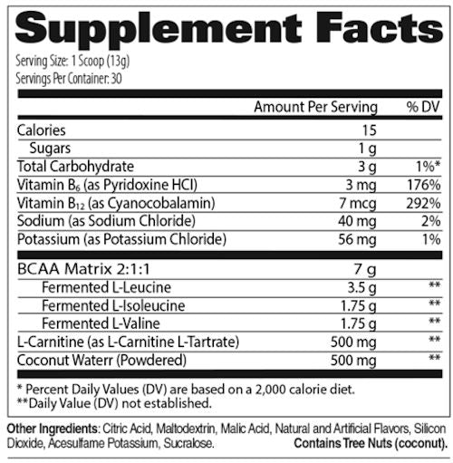 GAT Sport Flexx BCAAs Powder 30 servings