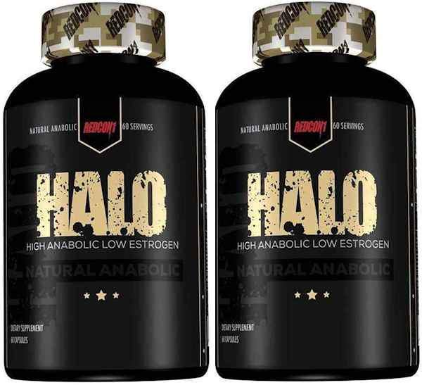 Redcon1 Muscle Growth RedCon1 Halo Double Pack