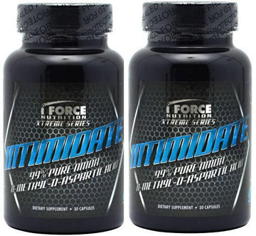 iForce Intimidate 30 caps BUY 1, GET 1 FREE