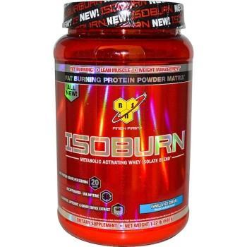 BSN Isoburn Fat Burning Protein Powder