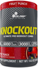 Olimp Labs Muscle Pumps Pink Lemonade Olimp Labs Knockout
