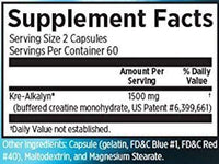 EFX Sports Creatine Kre-Alkalyn EFX Sports 120 caps (code: 50off)