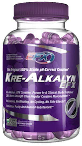 Kre-Alkalyn EFX Sports 120 caps (code: 50off)