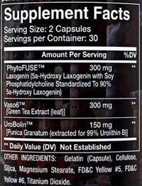 Olympus Labs Muscle Growth Olympic Labs Massacr3 60 ct